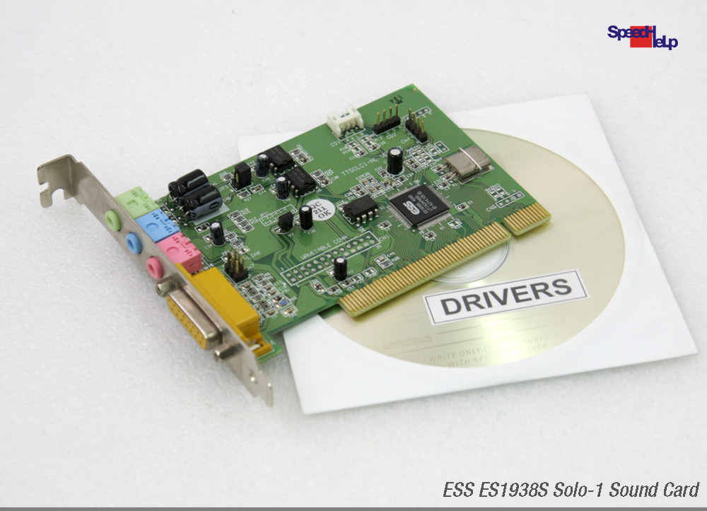 DRIVER FOR ESS SOUND CARD ES1788 1087